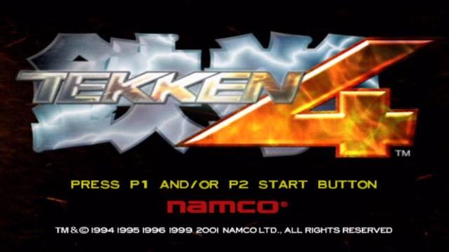 Download Tekken 4 PC Games