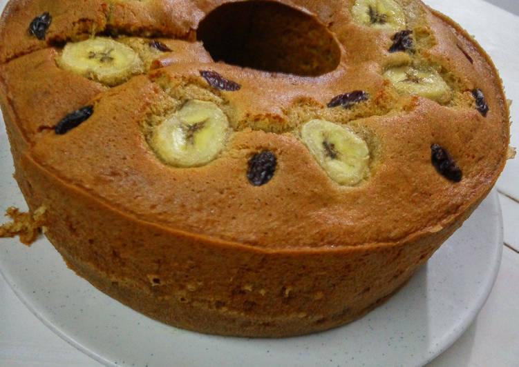 Resep Dan Cara Membuat Kue Bolu Pisang Praktis