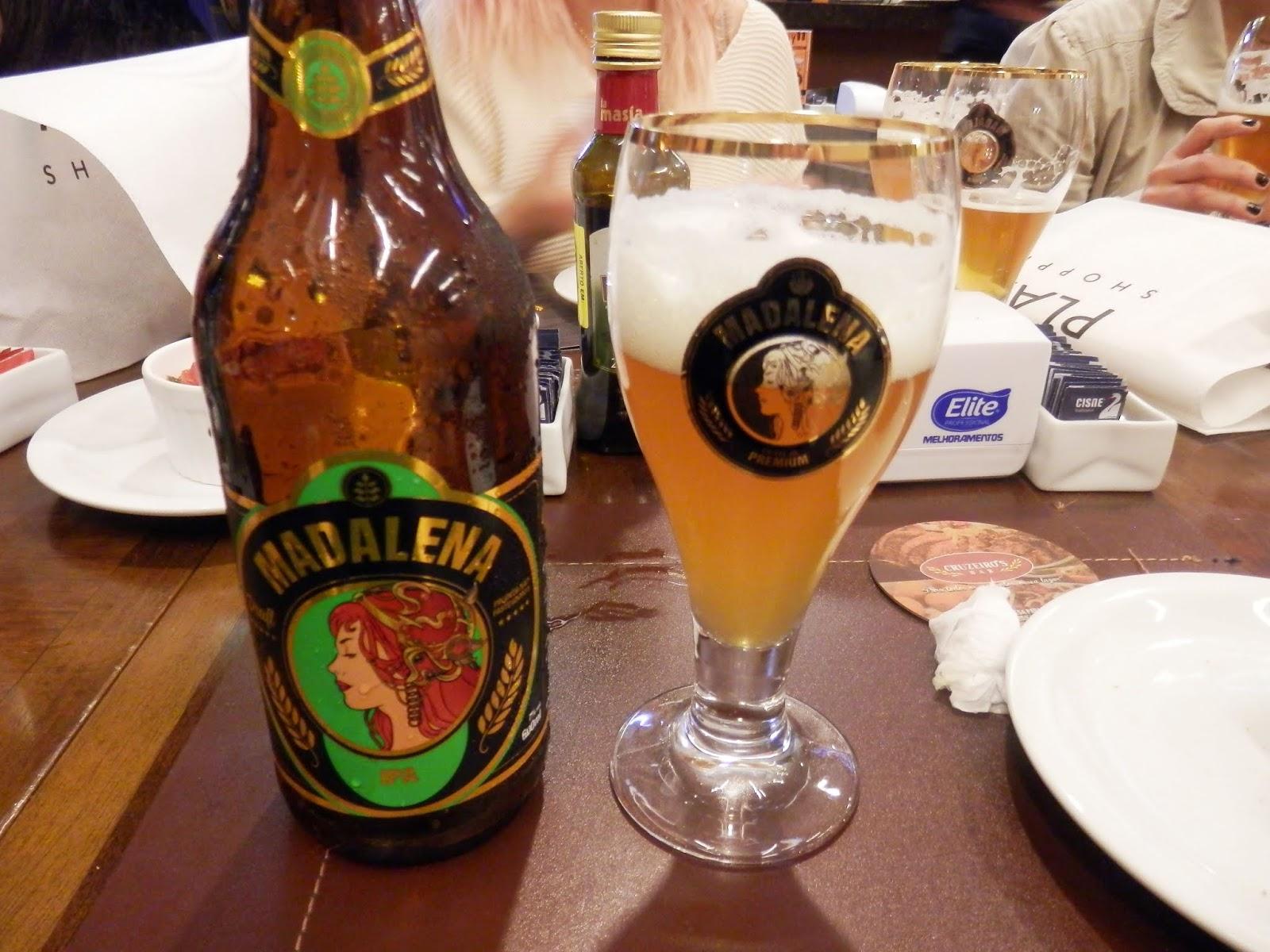 cerveja madalena santo andré