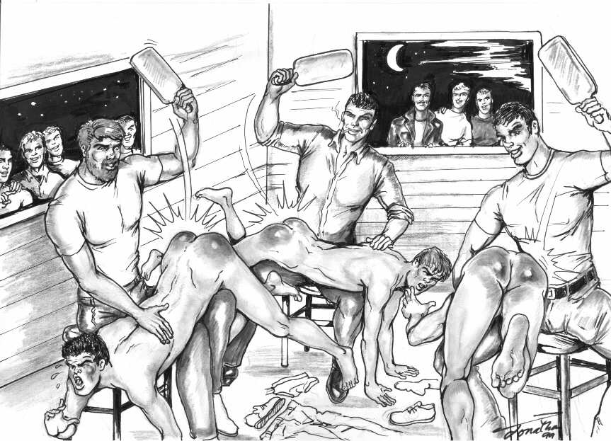 Y Spanking For And Spanking Nude Schoolboys Gay Both Fellows