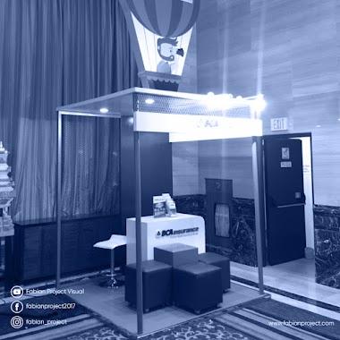 Produksi Booth BCA Insurance | Jakarta