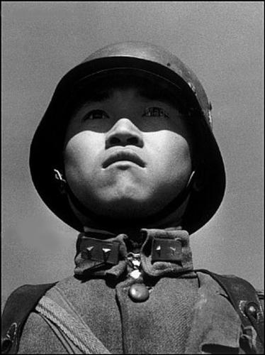 WW2 Young Chinese Nationalist Soldier