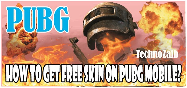 How to Get Free Skin on PUBG Mobile?