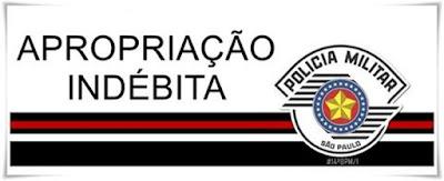 POLÍCIA MILITAR DE SETE BARRAS LOCALIZA VEÍCULO COM DENÚNCIA DE APROPRIAÇÃO INDÉBITA