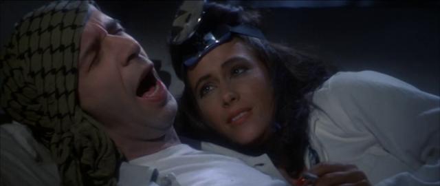 Clouseau-Sohn Jacques Gambrelli als Frauenschwarm