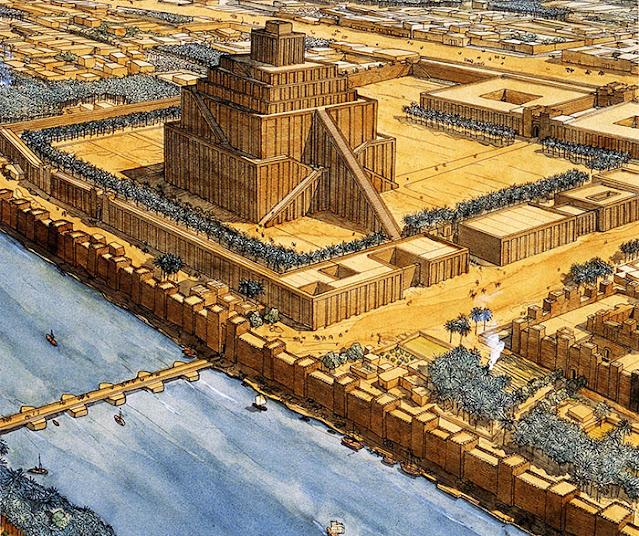 Sob Hammrabi, a Babilônia se tornou um poderoso império