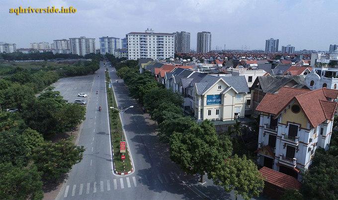 Long Biên là quận lớn nhất Hà Nội.