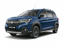 Suzuki XL6, Ertiga SUV style Officially Launched