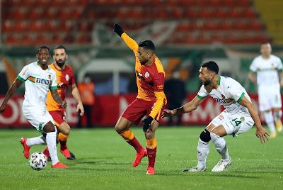 ملخص وهدف فوز جالطة سراي علي الانيا سبور (1-0) الدوري التركي