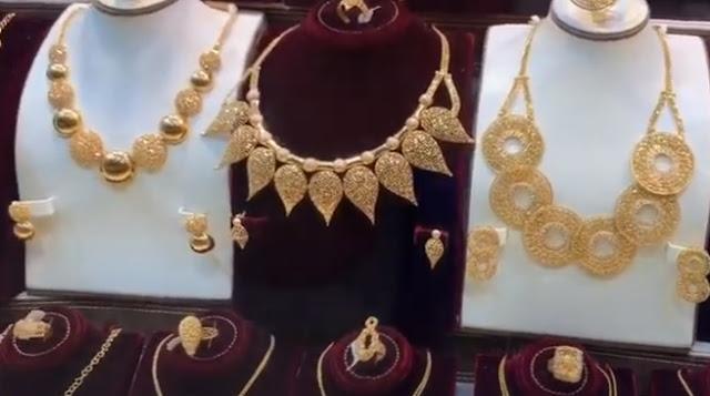اسعار الذهب اليوم في السعودية اليوم الاثنين 2 شوال 1441 هـ
