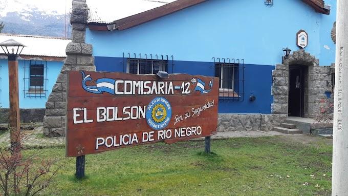 Investigan un robo agravado ocurrido en El Bolsón