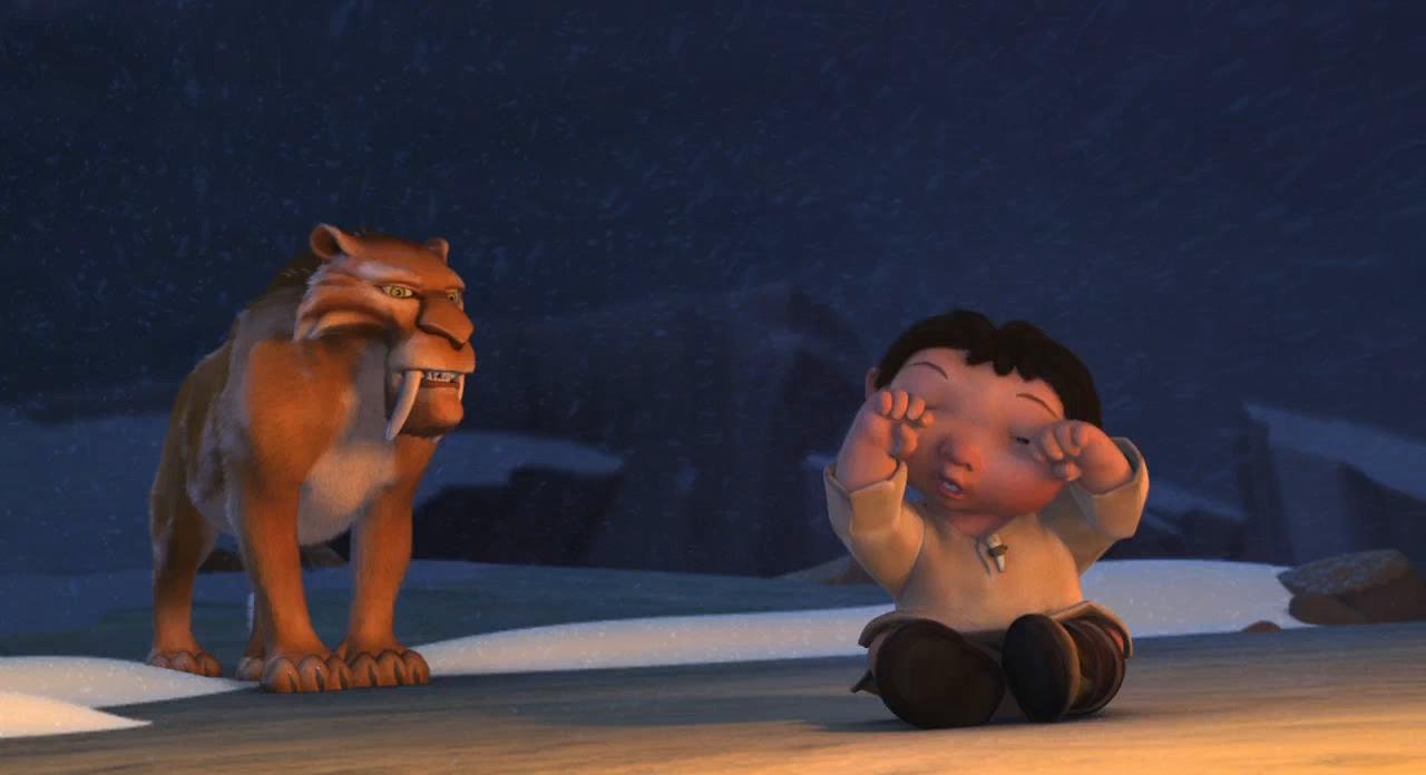 Ice Age: La Era de Hielo (2002) BRRip 720p Latino - Ingles captura 4