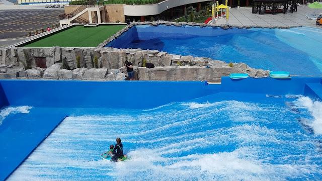 Su Sporları Dendiği Zaman Akla İlk Gelen Spor Dalları - Kaydırak Sörfü - Kurgu Gücü