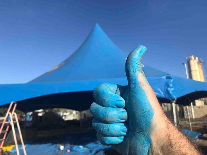 Pide ayuda económica para montar un circo, Gran Canaria