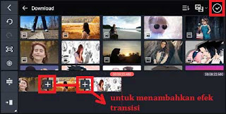 Cara Mengedit Foto Menjadi Video Di Kinemaster