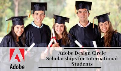منح Adobe Design Circle الدراسية في الولايات المتحدة الأمريكية 2021 - ممولة بالكامل