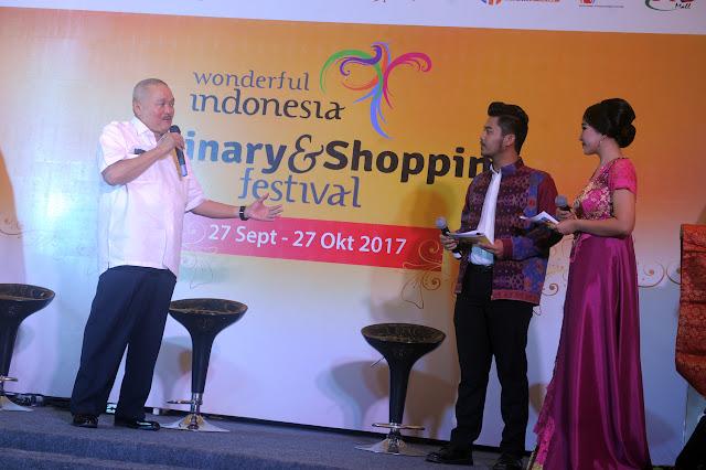 Gubernur Sumsel Buka WICSF 2017 Palembang