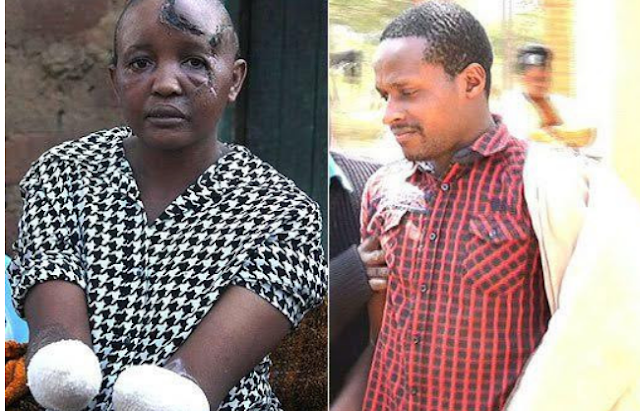 Shocking! Man Chops Off His Wife's Two Hands Because She Couldn't Bear Him A Child In Kenya (Photos)