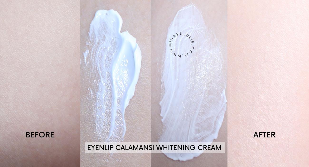 eyeNlip Calamansi Whitening Cream