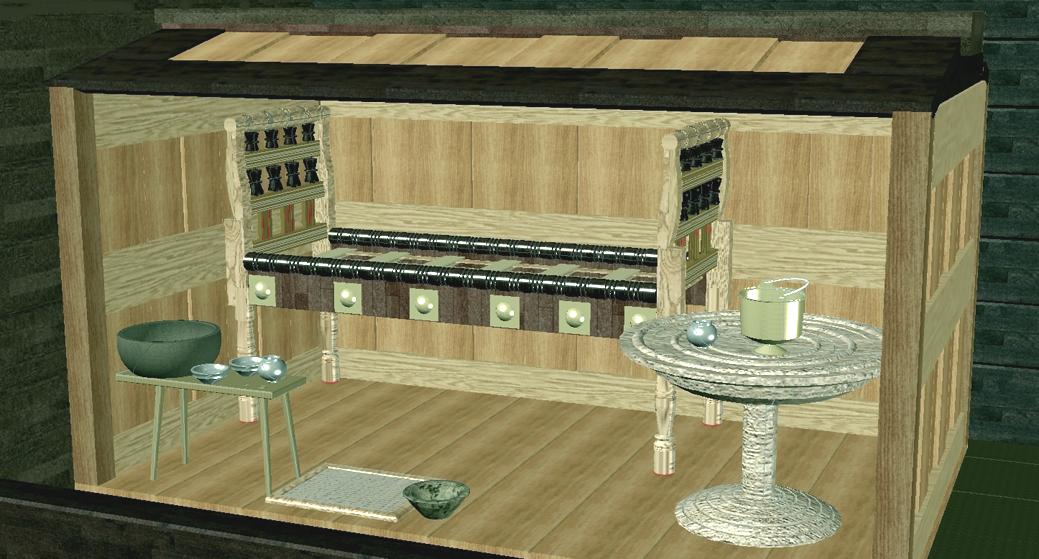 hrobka sahající až do 1100 př.nl nalezená v Egyptě nejlepší zdarma seznamka Čína