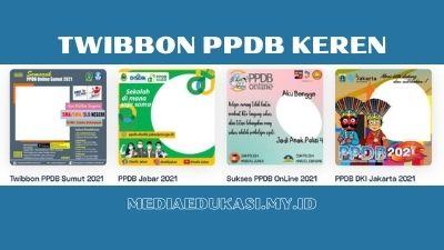Twibbon PPDB