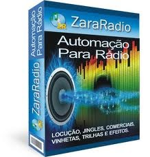ZaraRadio completo com tutorial de como montar web rádio
