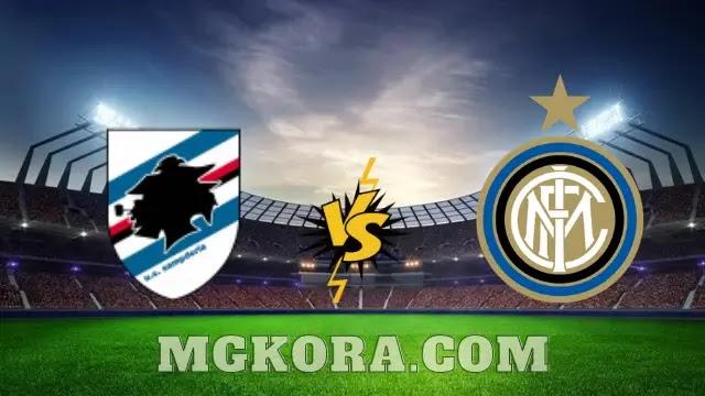 بث مباشر مباراة انتر ميلان ضد سامبدوريا اليوم السبت في الدوري الإنجليزي