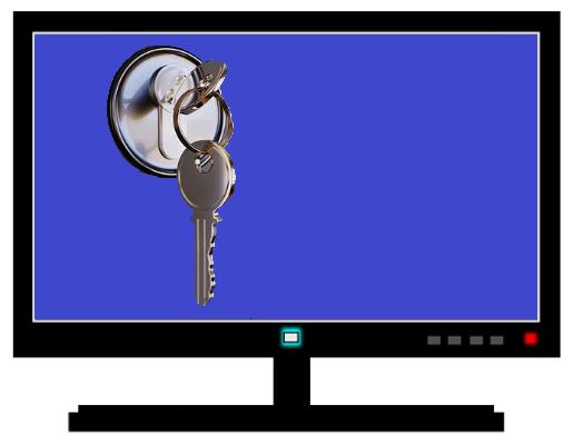 Cara Membuka TV Yang Terkunci