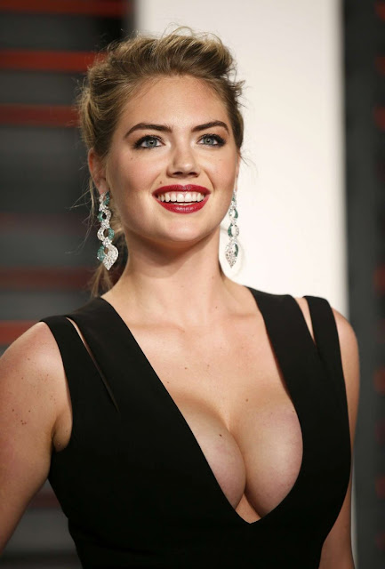 Kate Upton – 2016 Vanity Fair Oscar Party