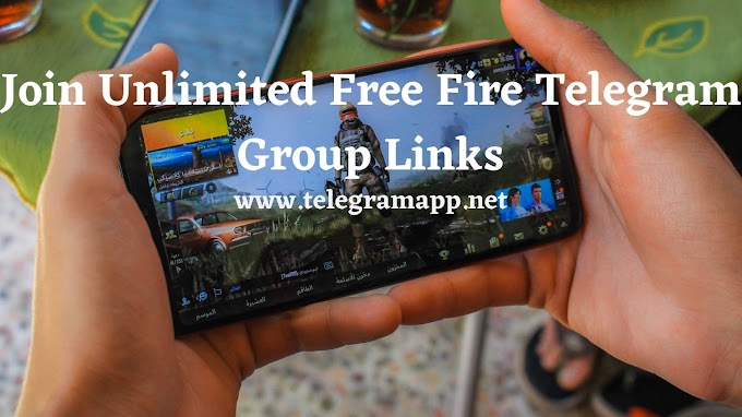 Join Unlimited Free Fire Telegram Group Links