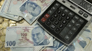 سعر صرف الليرة التركية يوم الأربعاء مقابل العملات الرئيسية 8/4/2020