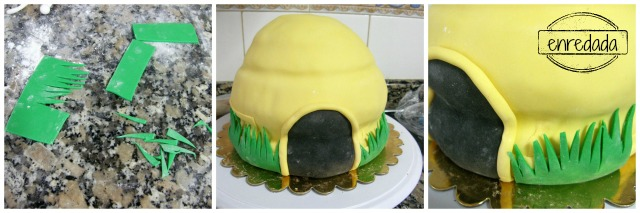 enredadaen.blogspot.com.es/tarta abejorros