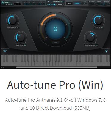 Auto tune generator