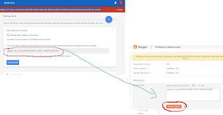 Cara Mengatasi Google Adsense Warning Ads txt pada blogger