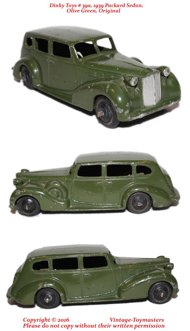 old antique toys dinky toys from vintage toymasters. Black Bedroom Furniture Sets. Home Design Ideas