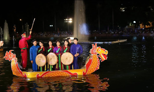 Thưởng thức những làn điệu quan họ tuyệt vời ngay Hà Nội dự án Sunshine Heritage Resort