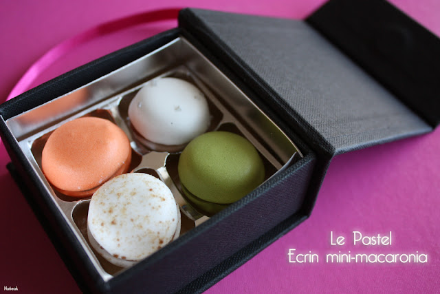 Le Pastel mini macaronia