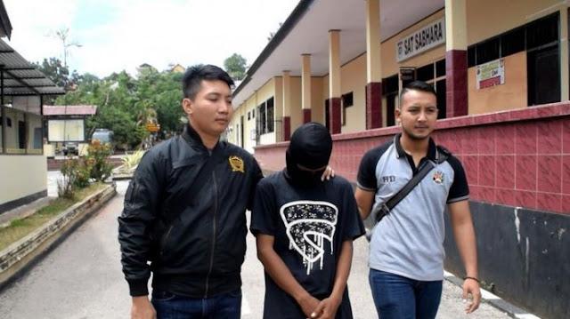 Diduga Menghina Presiden Jokowi dengan Postingan Facebooknya, Seorang Pelajar Diciduk Polisi