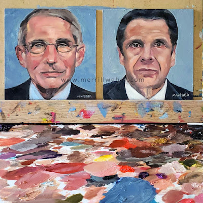 anthony-fauci-andrew-cuomo-oil-paintings