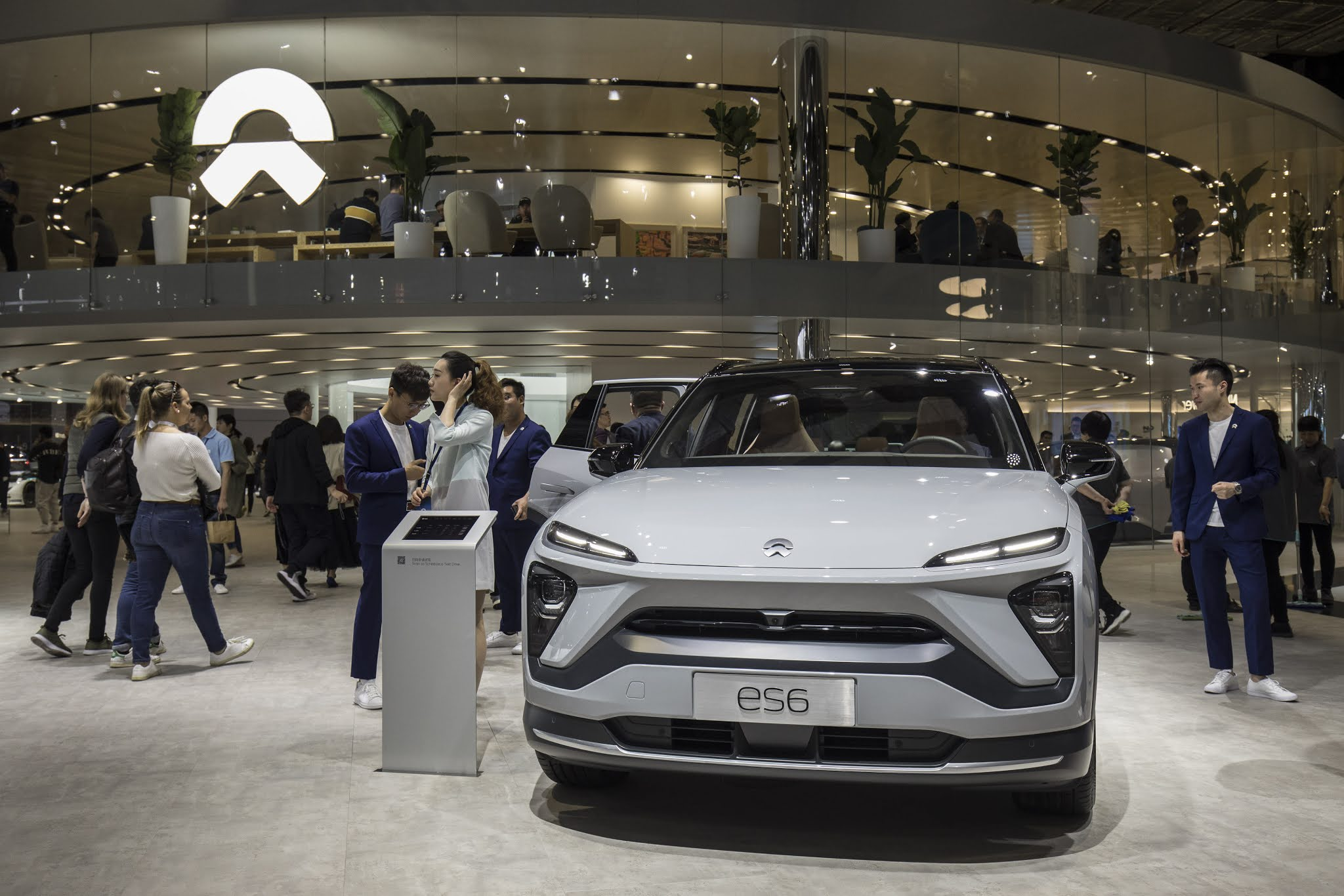 Nio Delivered Second Highest Ever Of 3 533 Vehicles In July 2020 Increasing By 322 1 Year Over Year Electric Investor