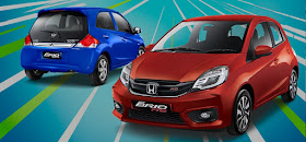 Banner New Honda Brio