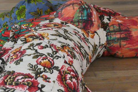 art textile contemporain poupée art féminisme catherine herbertz