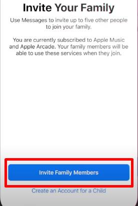 How to share Apple Arcade with your family - Qasimtricks.com