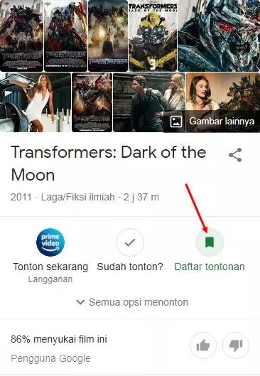 Cara Membuat Daftar Tontonan Film Sendiri Menggunakan Google Penelusuran-2