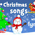 Merry Christmas Carols Songs Lyrics For kids Free Download