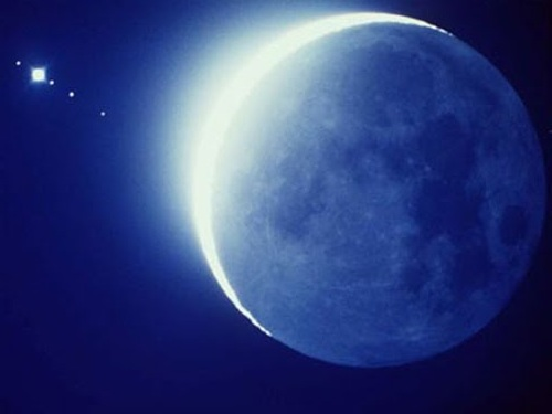 Luz de Levanah: ♥ Luna cuarto creciente ♥ La Energia en ...