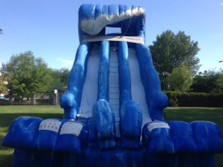 huge water slide rentals