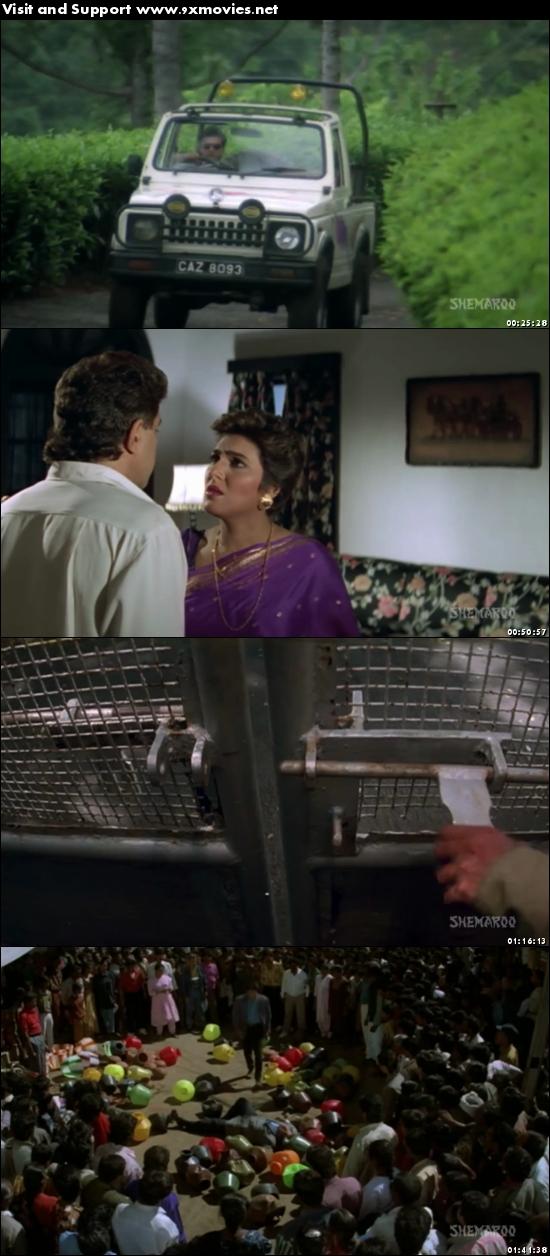 Chhupa Rustam 2001 Hindi 480p HDRip 350mb