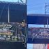 """LOOK: Huge tarpaulin of """"Mga Pinalayang Magnanakaw"""" posted along EDSA overpass"""