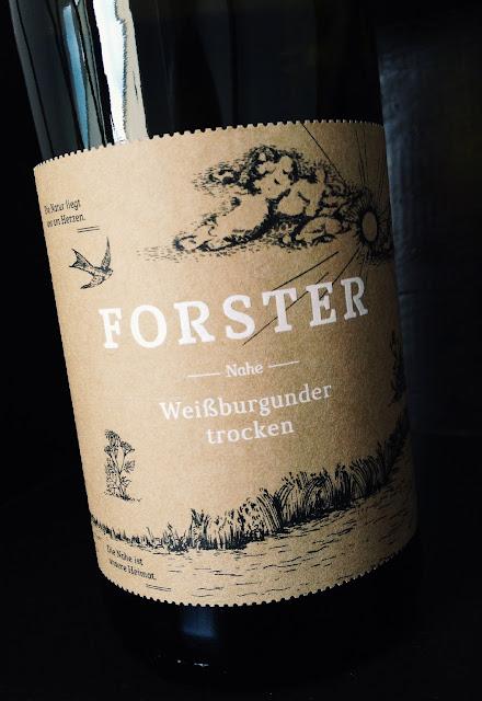 Weißburgunder trocken Weingut Forster
